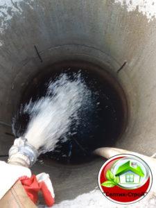 Почистить питьевой колодец в Циплино